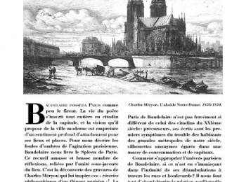Articles sur Charles Baudelaire