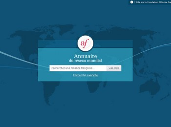 French Alliances directory
