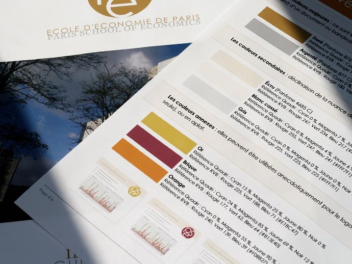 Charte graphique PSE