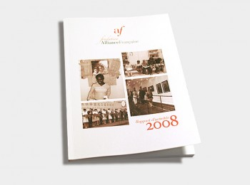 French Alliance Foundation: 2008 Annual Report