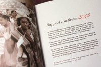 Alliance française Foundation annual report