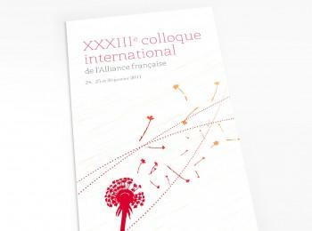 Colloque de l'Alliance française