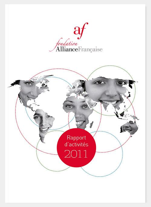 Rapport annuel 2011, couverture