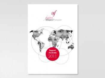 Rapport annuel 2011 de la Fondation Alliance française
