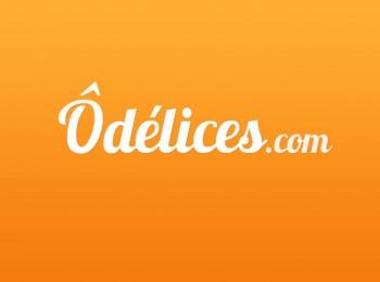 Odelices.com responsive web design