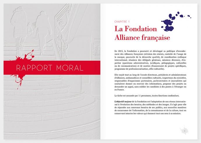Rapport annuel 2013, page intérieure