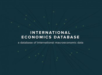 International Economics Database