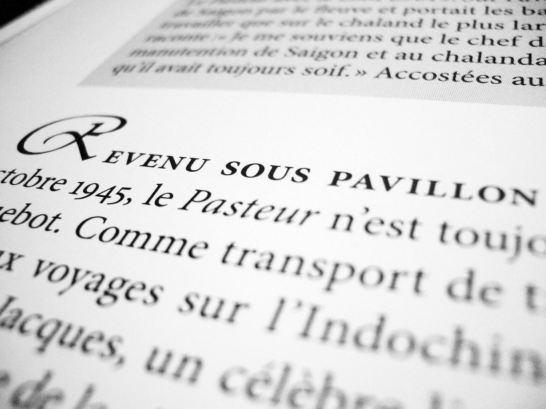 Extrait du livre Le Pasteur