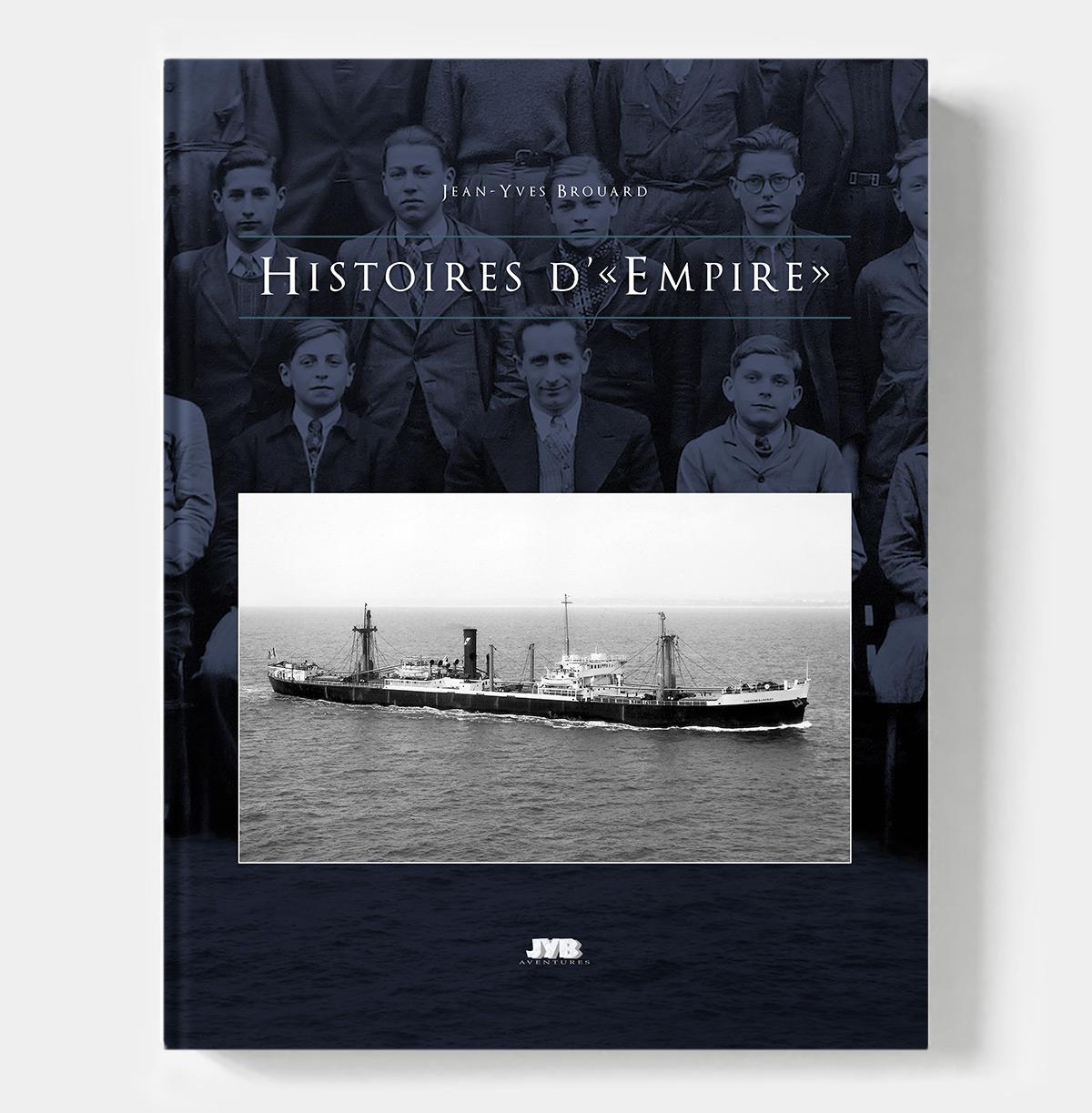 Livre Histoires d'Empire