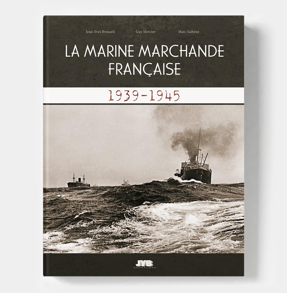 Livre La marine marchande française